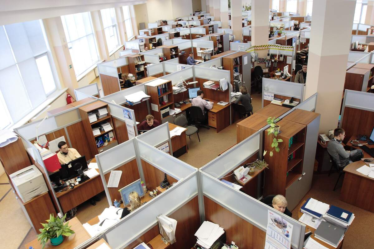 Image for National Cubicle Day