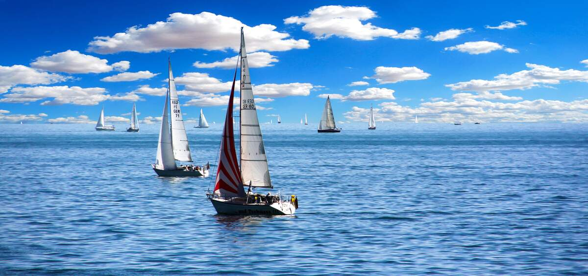 Image for World Naked Sailing Day