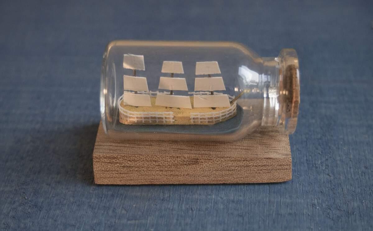 Image for National Ships-in-Bottles Day