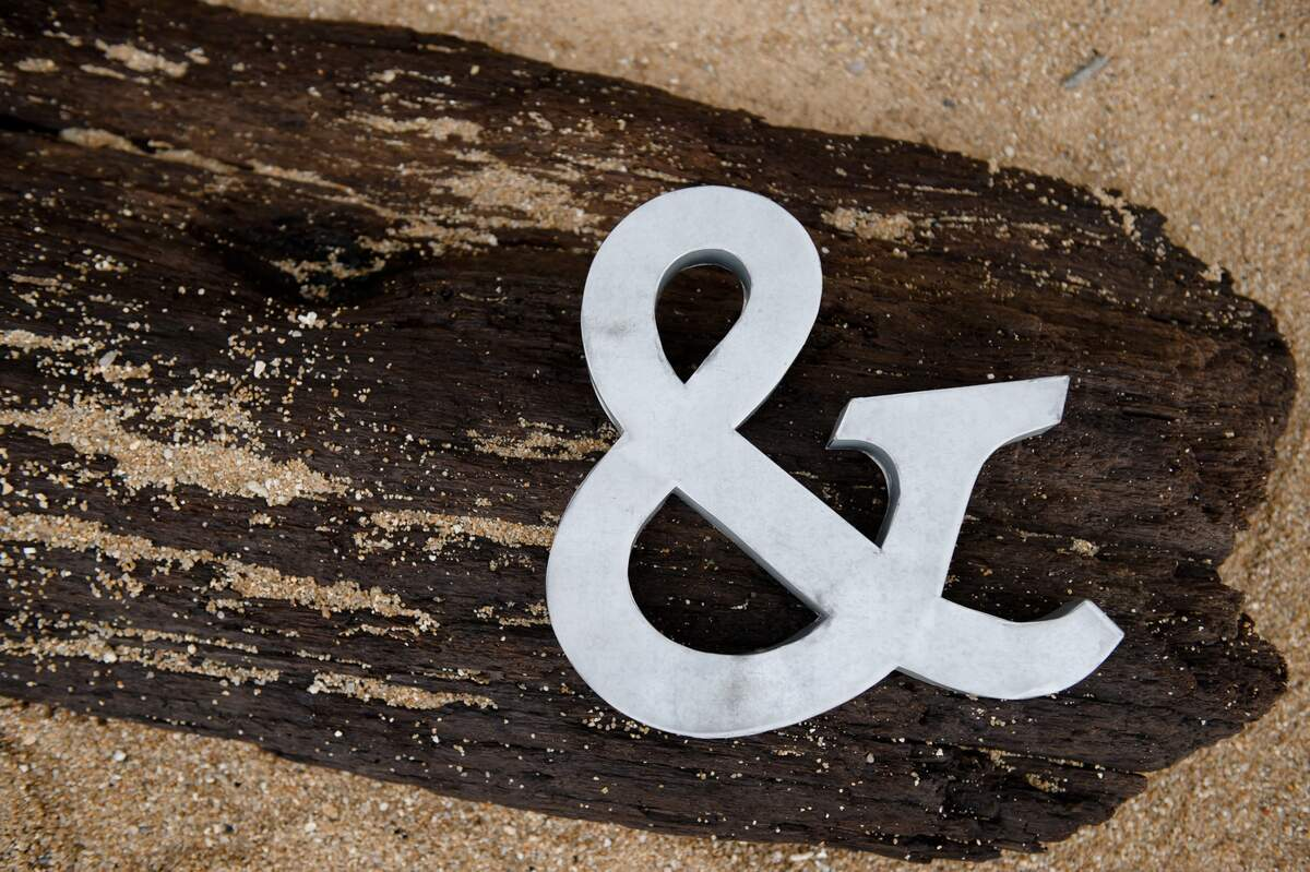 Image for National Ampersand Day