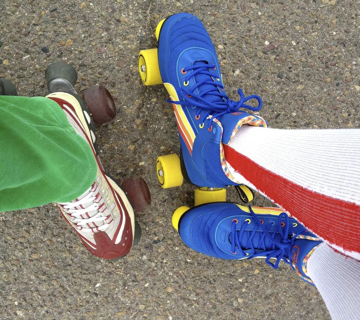 Image for National Roller Skating Month