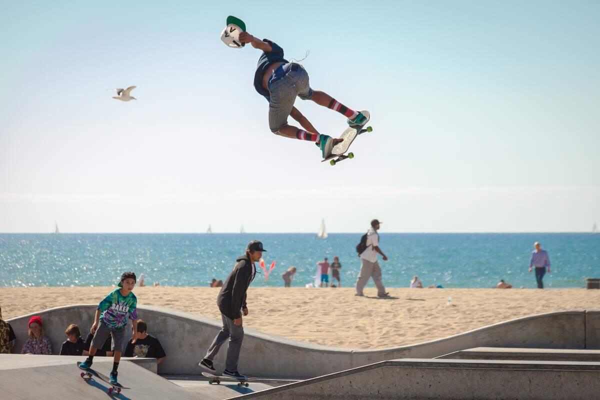 Image for Go Skateboarding Day