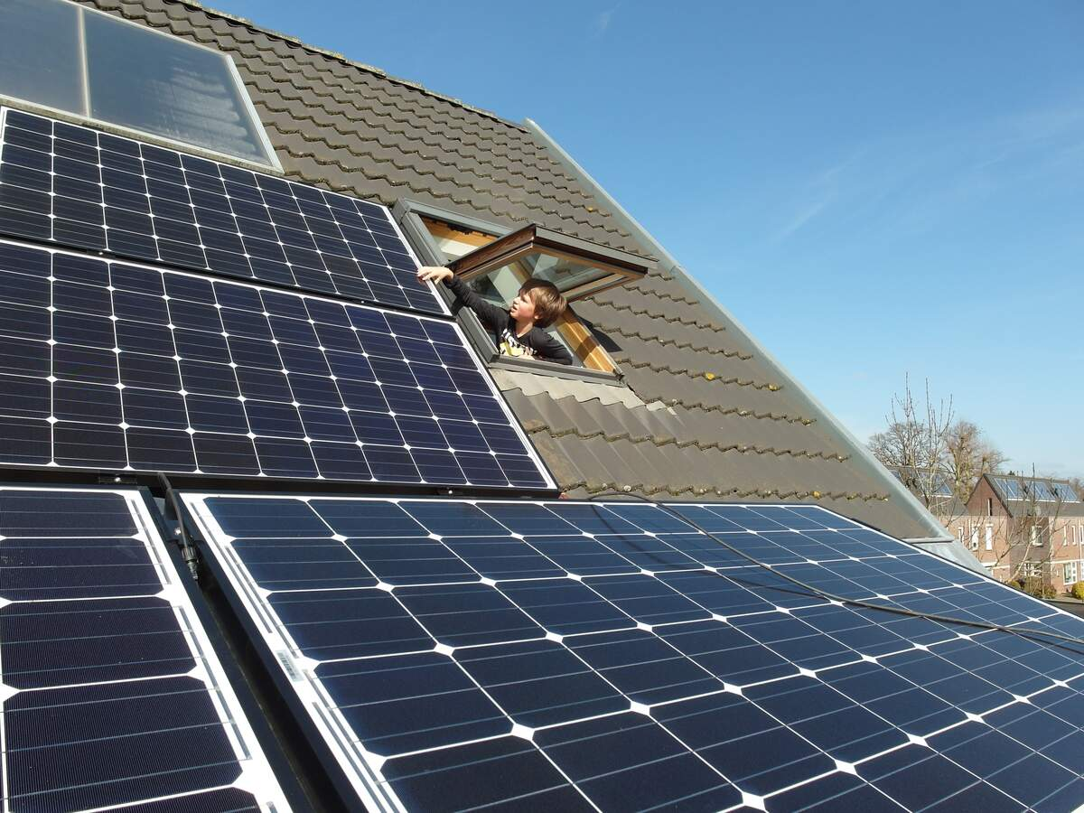 Image for Energy Management is a Family Affair - Improve Your Home Month