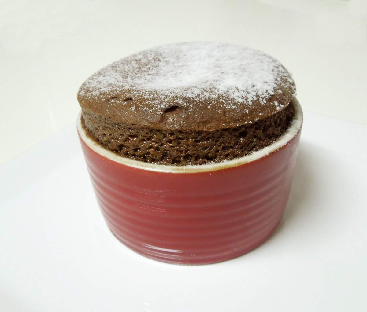 Image for National Chocolate Soufflé Day