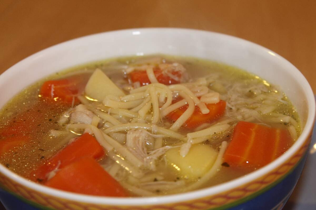 Image for National Soup Month