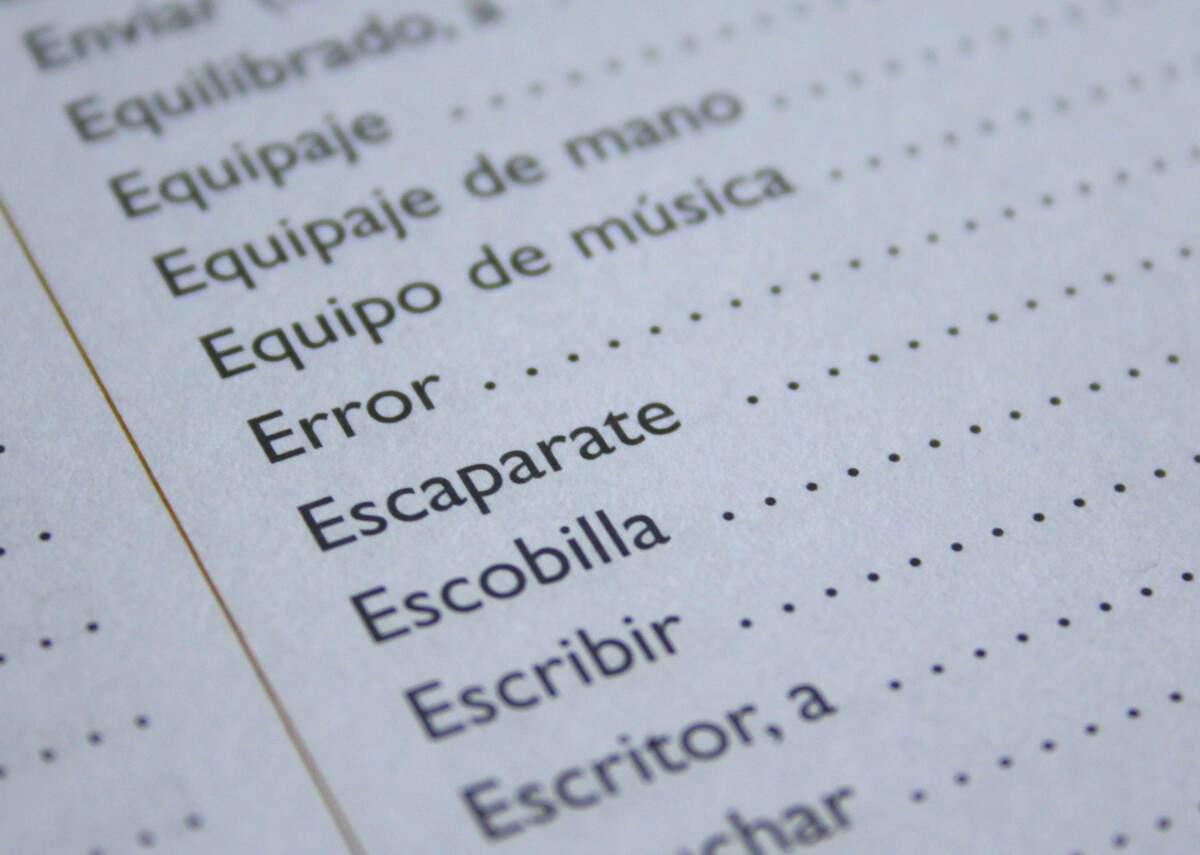 Image for Spanish Language Day