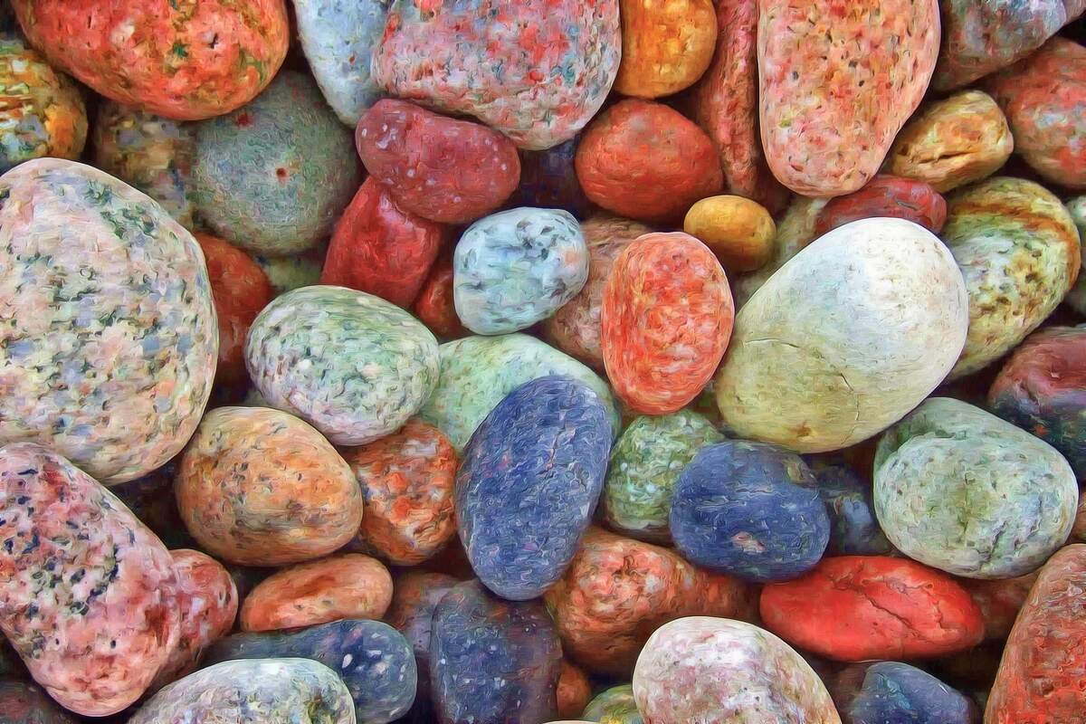 Image for National Collect Rocks Day