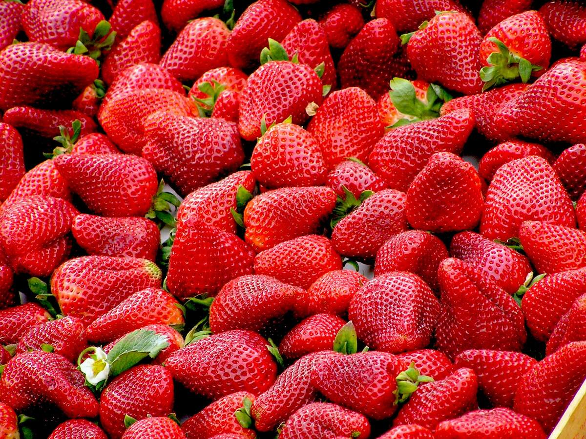 Image for National California Strawberry Day