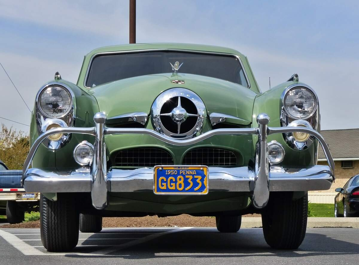 Image for International Drive Your Studebaker Day