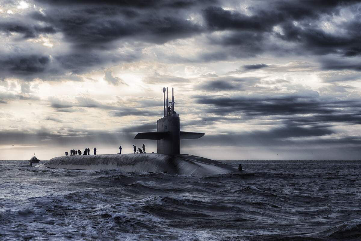 Image for Submarine Day