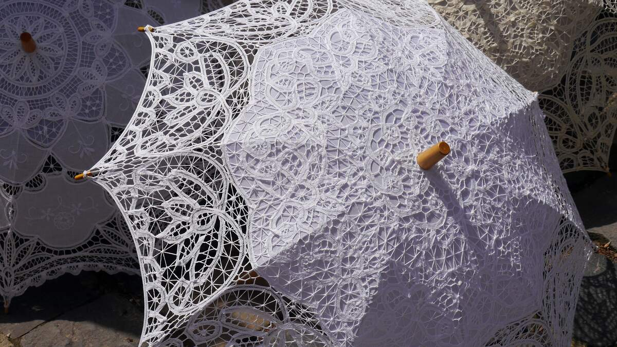 Image for National Lacemaking Day