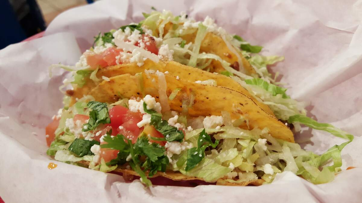Image for National Crunchy Taco Day
