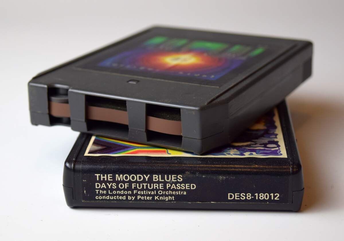 Image for National Eight-Track Tape Day