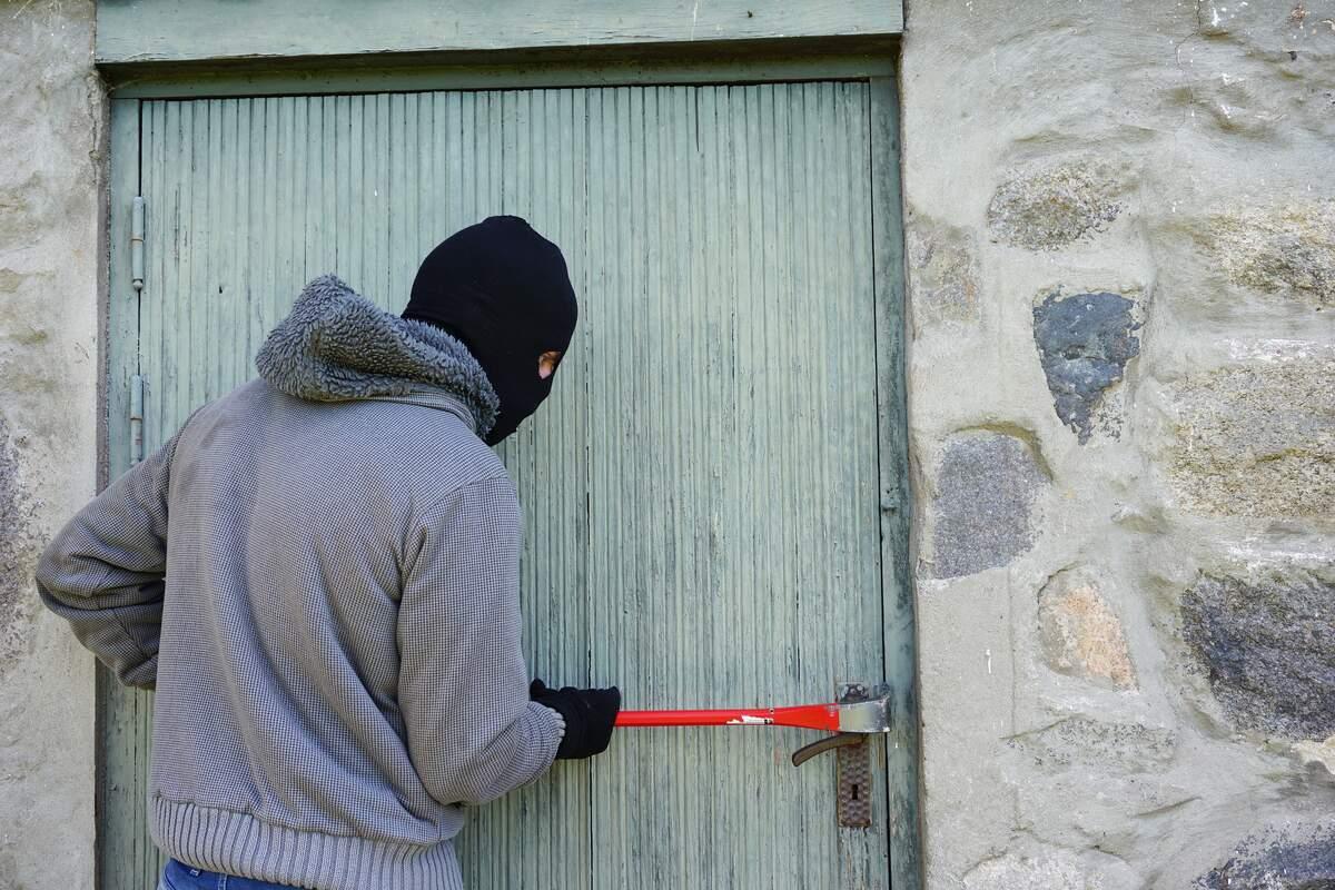 Image for National Burglary Prevention Month