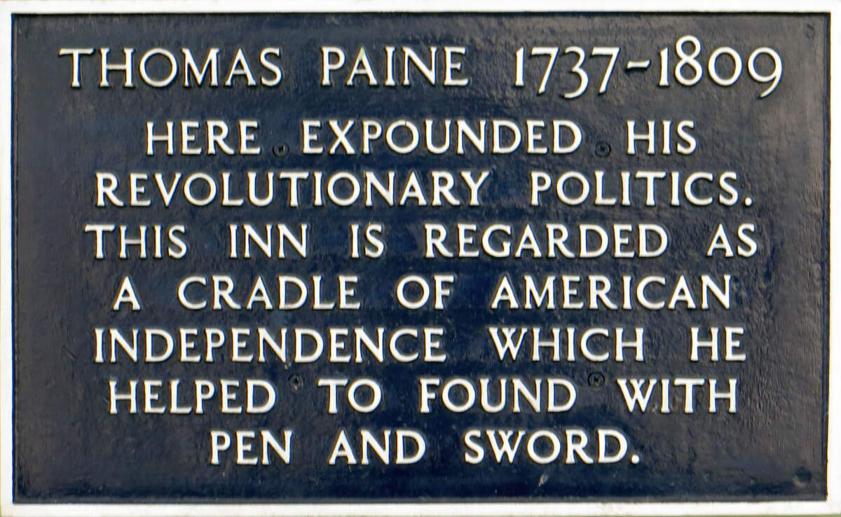 Image for Thomas Paine Day