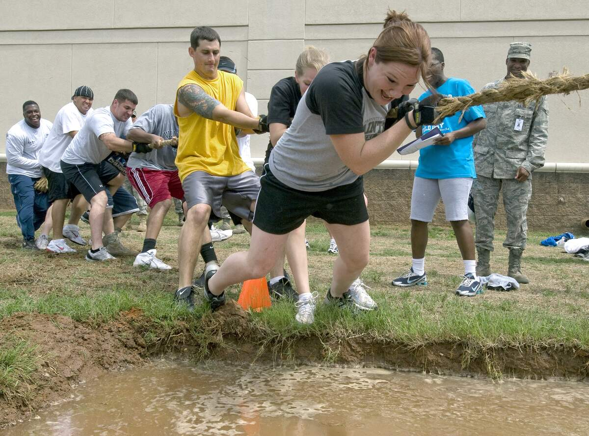 Image for National Tug-Of-War Tournament Day