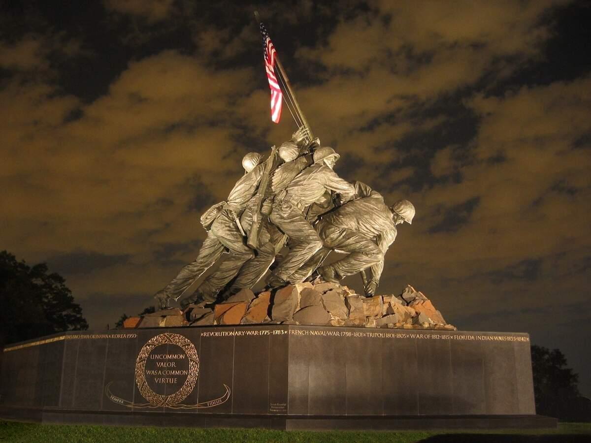 Image for Iwo Jima Day