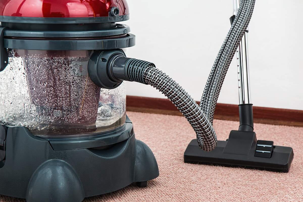 Image for National Create a Vacuum Day