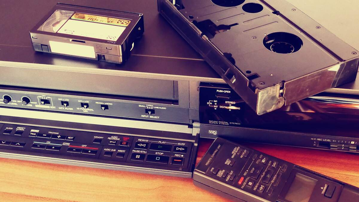 Image for VCR Day