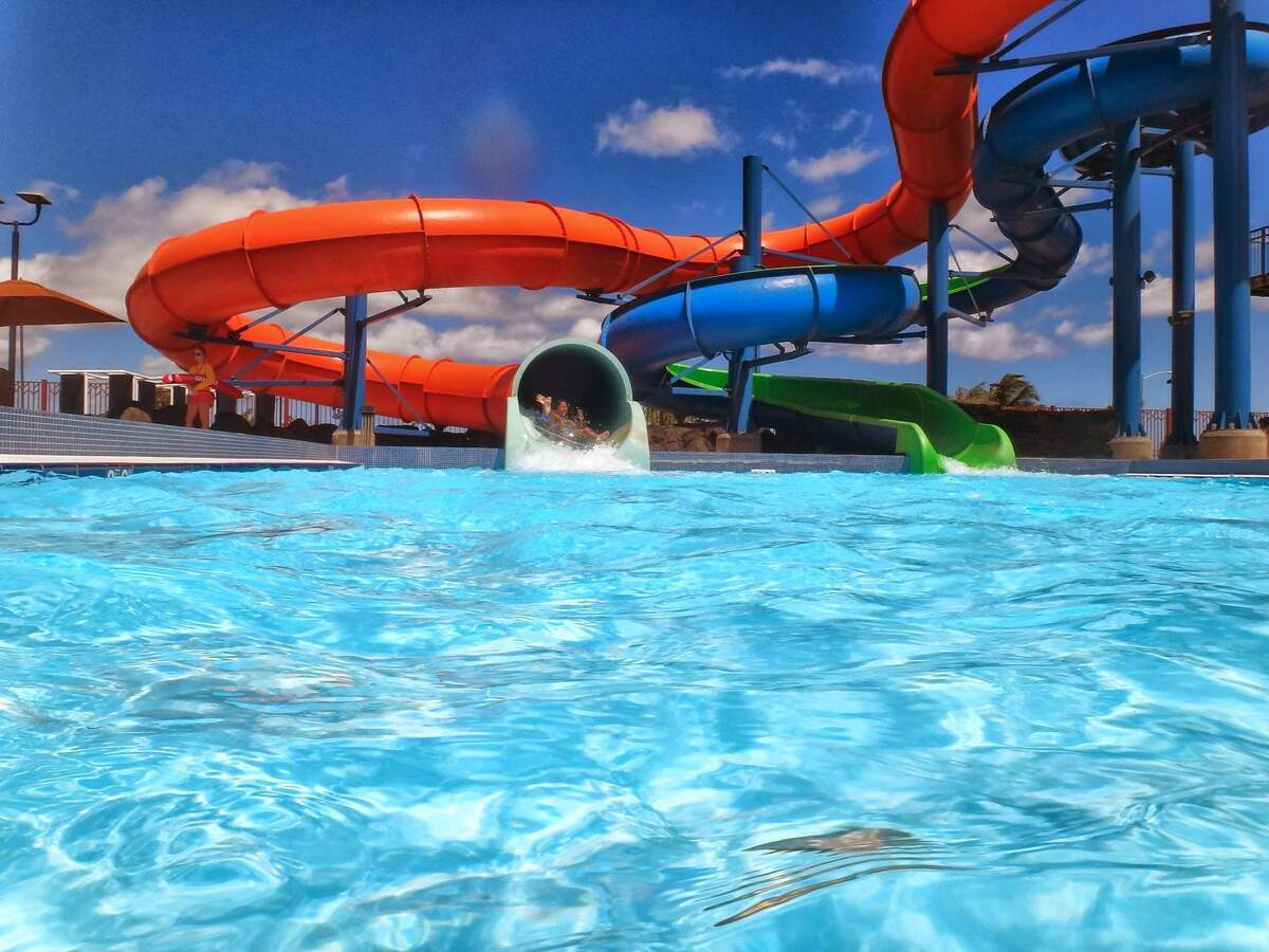 Image for National Waterpark Day