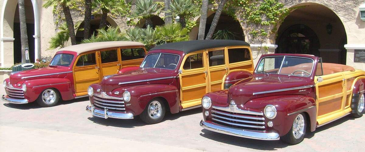 Image for National Woodie Wagon Day