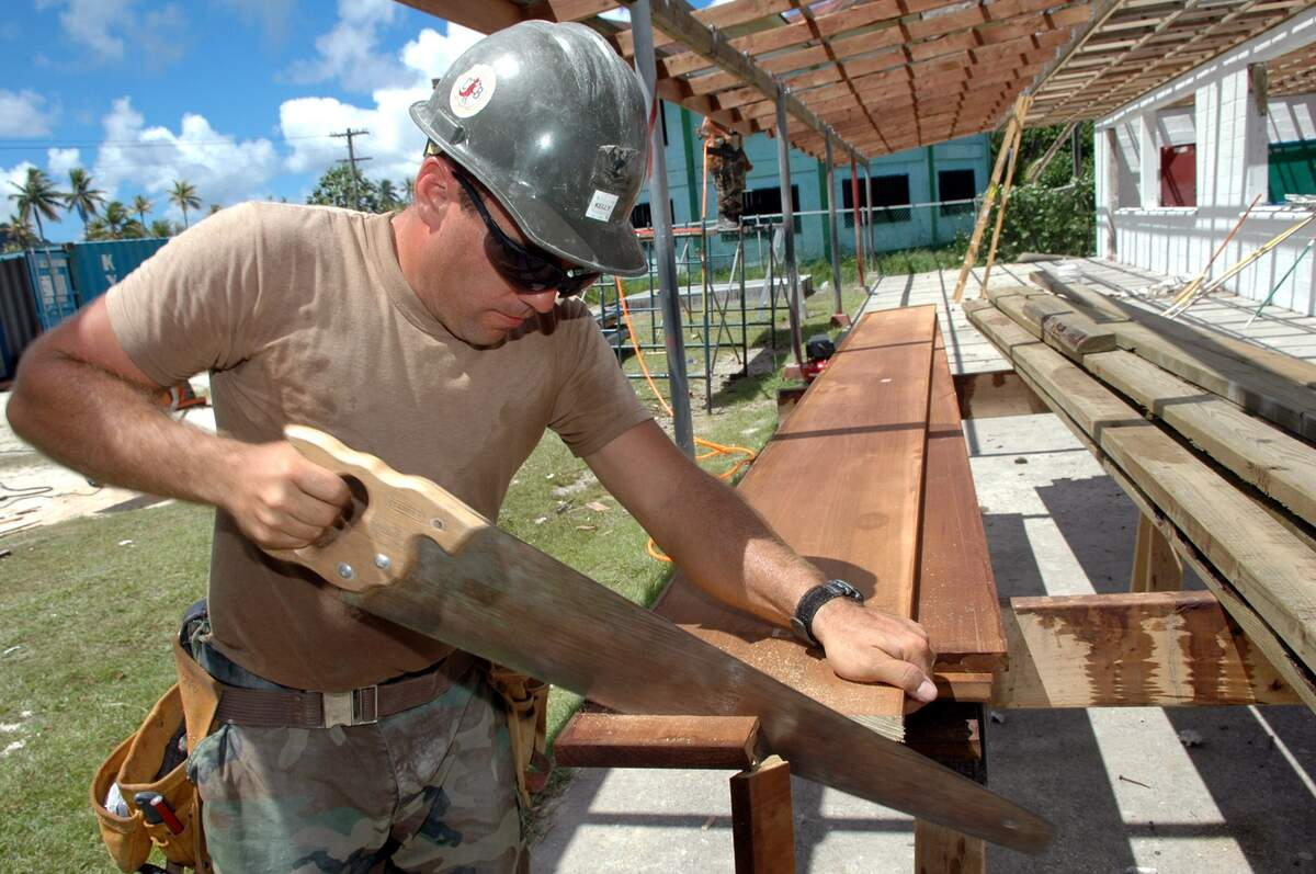 Image for National Tradesmen Day