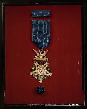 Image for National Medal of Honor Day