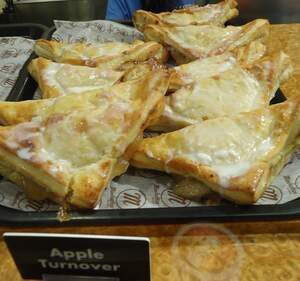 Image for National Apple Turnover Day