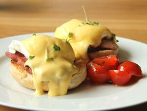 Image for National Eggs Benedict Day