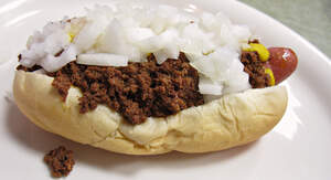 Image for National Chili Dog Day