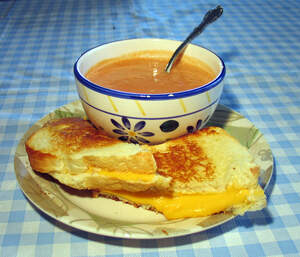 Image for National Grilled Cheese Sandwich Day