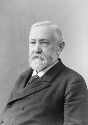 Image for Benjamin Harrison Day