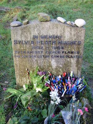 Image for Sylvia Plath Day
