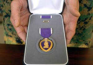 Image for Purple Heart Day