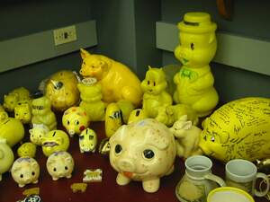 Image for Yellow Pigs Day