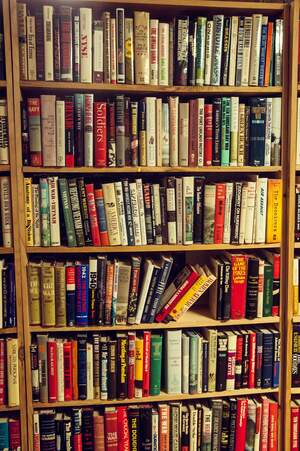 Image for Clean Out Your Bookcase Day