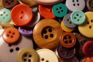 Image for National Button Day