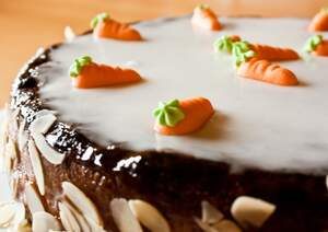 Image for National Carrot Cake Day