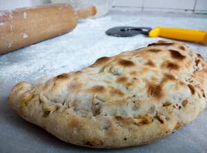 Image for National Calzone Day