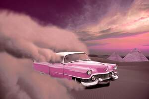 Image for Pink Cadillac Day
