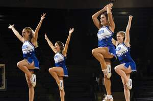 Image for National Cheer Coach Day