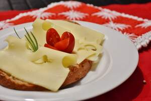 Image for National Cheese Toast Day