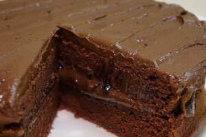 Image for National Chocolate Cake Day