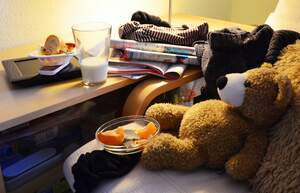 Image for Clean Up Your Room Day