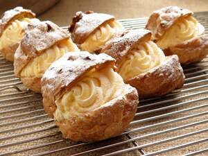 Image for National Cream Puff Day