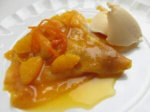 Image for National Crêpe Suzette Day