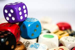 Image for National Dice Day