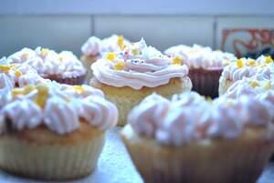 Image for National Vanilla Cupcake Day