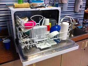 Image for National No Dirty Dishes Day