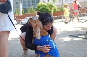 Image for National Hug your Hound Day